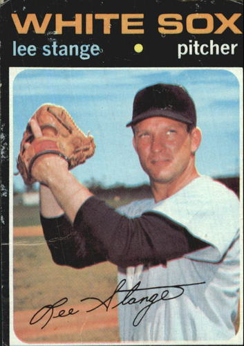Photo of 1971 Topps #311 Lee Stange