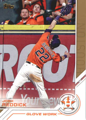 Photo of 2017 Topps Update Salute #USS32 Josh Reddick