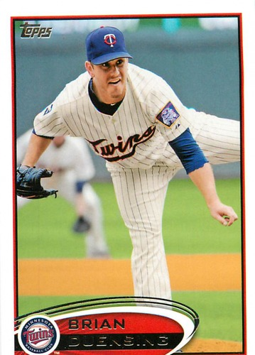 Photo of 2012 Topps Update #US140 Brian Duensing