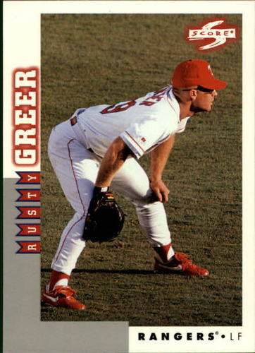 Photo of 1998 Score Rookie Traded #218 Rusty Greer
