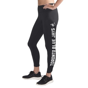 Toronto Blue Jays Women's Race To The Top Leggings by G3
