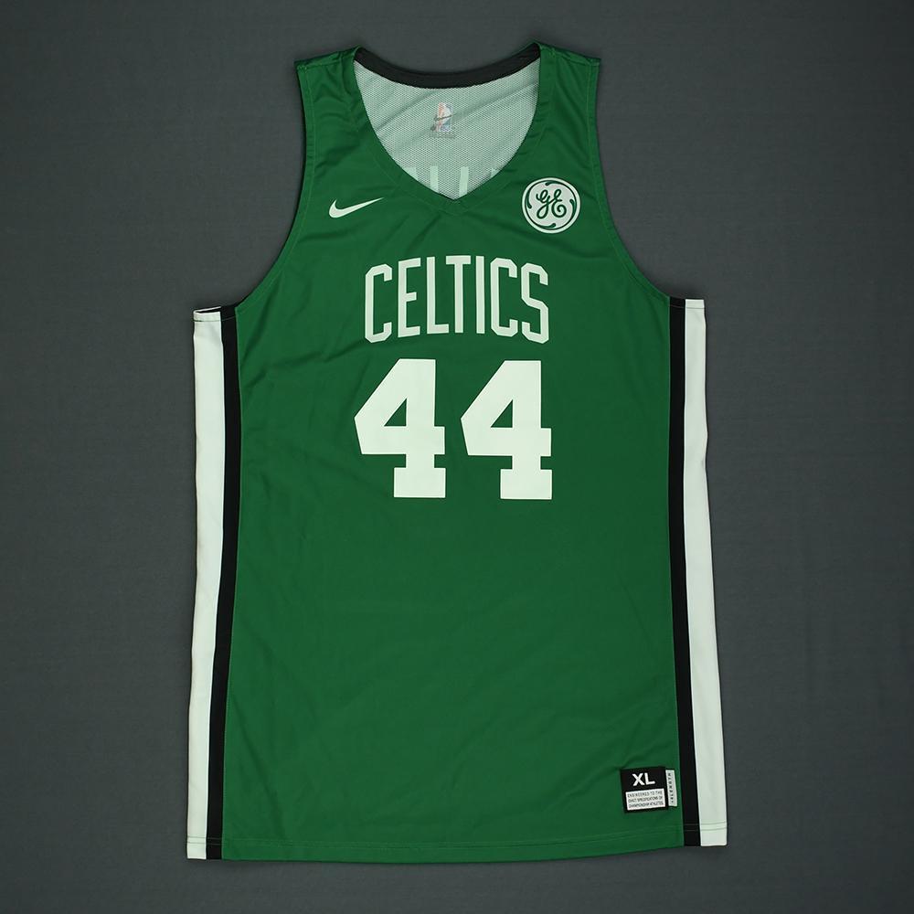 Robert Williams - Boston Celtics - 2018 NBA Summer League - Game-Worn Jersey