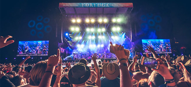 TORTUGA MUSIC FESTIVAL VIP TICKETS IN FT. LAUDERDALE - PACKAGE 3 of 5