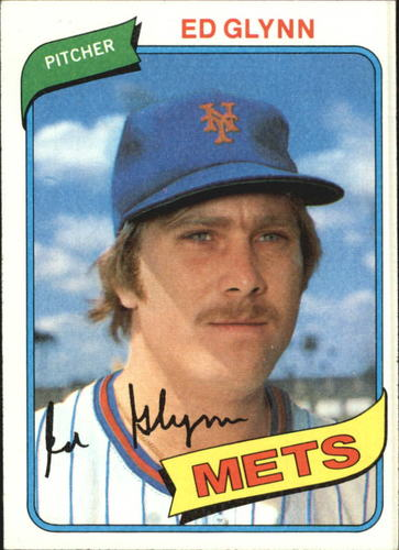 Photo of 1980 Topps #509 Ed Glynn