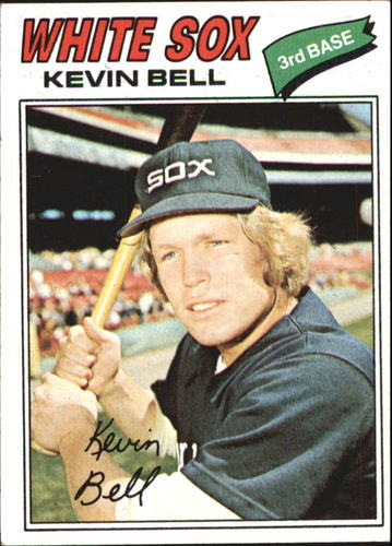 Photo of 1977 Topps #83 Kevin Bell RC