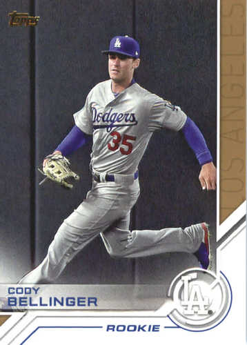 Photo of 2017 Topps Update Salute #USS43 Cody Bellinger