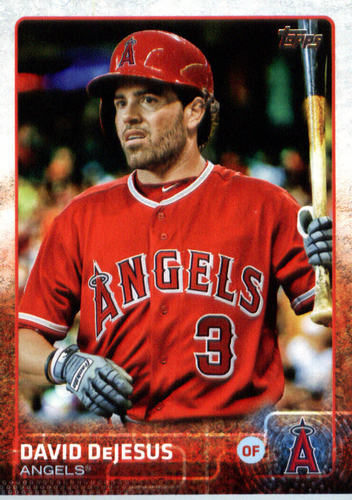 Photo of 2015 Topps Update #US6 David DeJesus