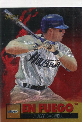 Photo of 1996 Select En Fuego #5 Jeff Bagwell