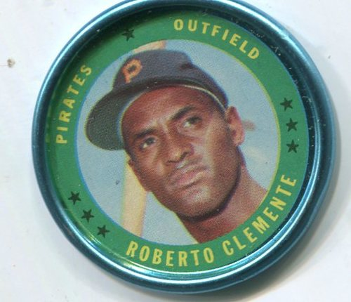 Photo of 1971 Topps Coins #71 Roberto Clemente