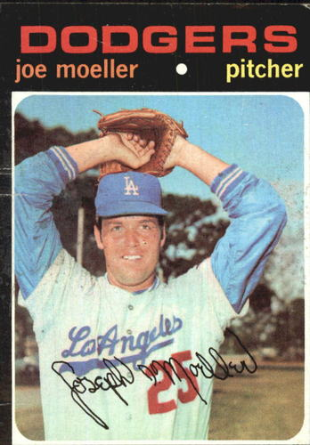 Photo of 1971 Topps #288 Joe Moeller