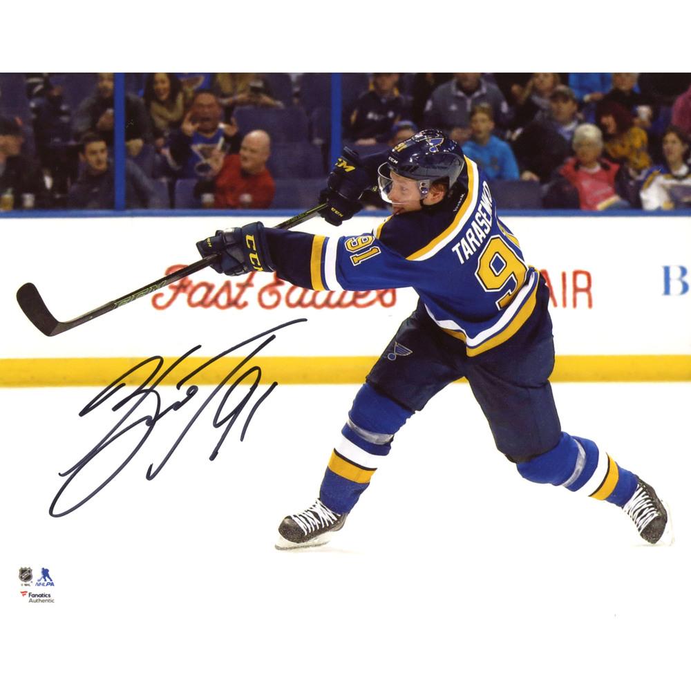 Vladimir Tarasenko St. Louis Blues Autographed 8