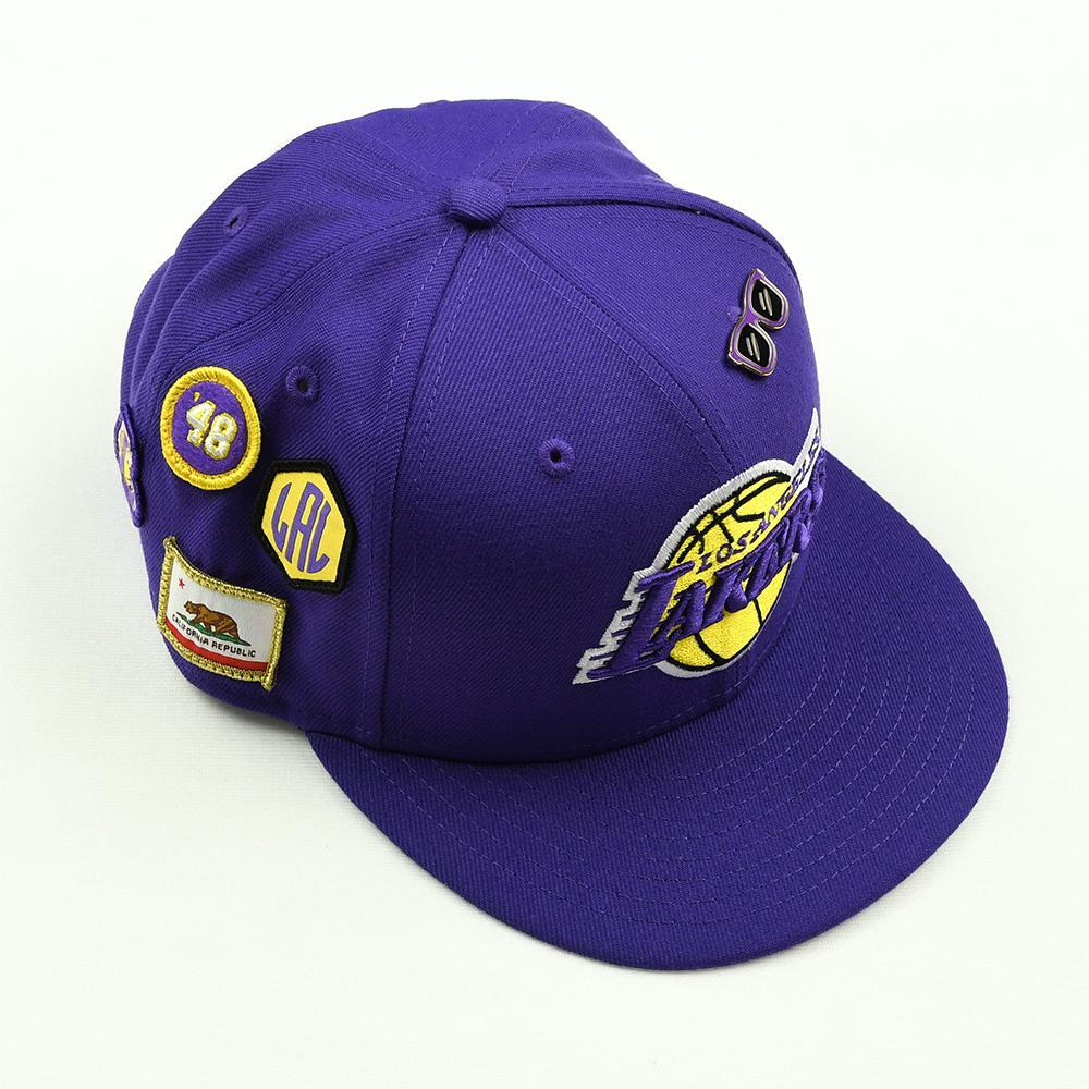 Sviatoslav Mykhailiuk - Los Angeles Lakers - 2018 NBA Draft Class - Draft Night Photo-Shoot Worn Hat