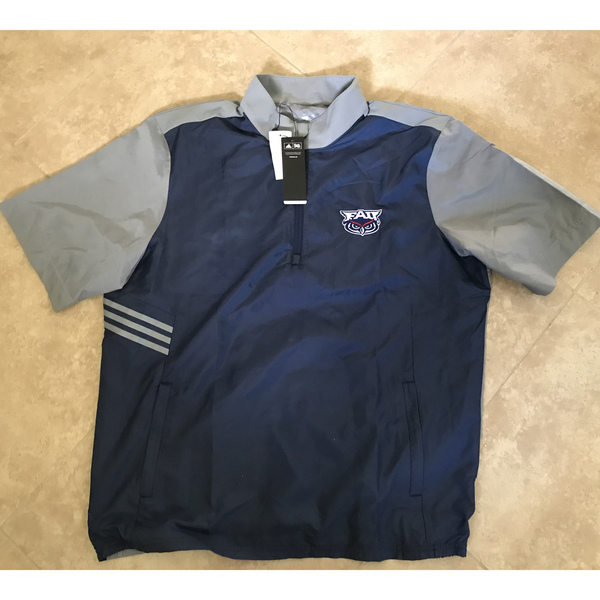 FAU Adidas Baseball Cage Jacket (Men's XL)