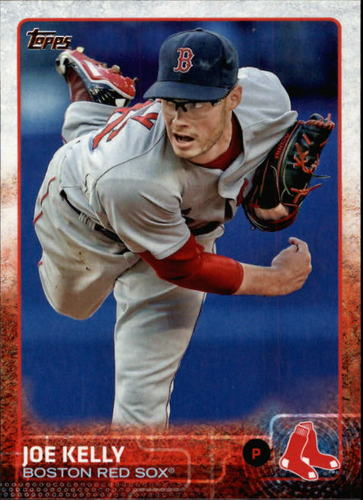 Photo of 2015 Topps #421 Joe Kelly