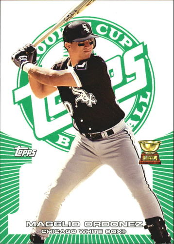Photo of 2005 Topps Rookie Cup Green #112 Magglio Ordonez