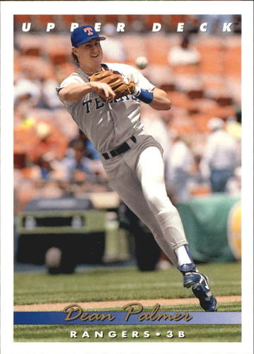 Photo of 1993 Upper Deck Gold Hologram #241 Dean Palmer