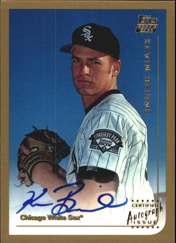 Photo of 1999 Topps Traded Autographs #T62 Kevin Beirne