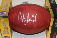 NFL - CHIEFS ANDY REID SIGNED AUTHENTIC FOOTBALL