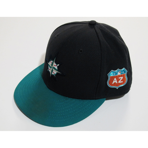 Photo of Robinson Cano 2016 BP Team-Issued Cap