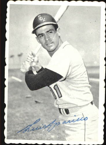 Photo of 1969 Topps Deckle Edge #6 Luis Aparicio