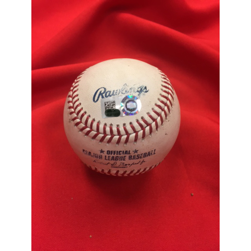 Raisel Iglesias -- Career Strikeouts 199 (Adam Jones) & 200 (Manny Machado) -- Orioles vs. Reds on April 20, 2017