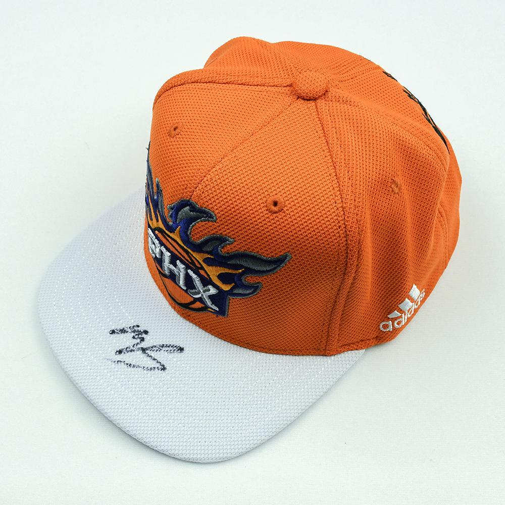 Mikal Bridges - Phoenix Suns - 2018 NBA Draft Class - Autographed Hat