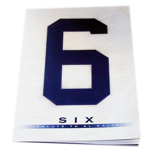 Detroit Tigers Al Kaline Book Six: A Salute to Al Kaline