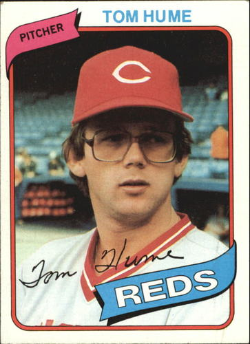 Photo of 1980 Topps #149 Tom Hume