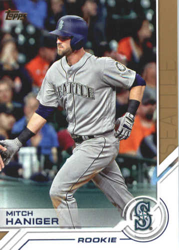 Photo of 2017 Topps Update Salute #USS12 Mitch Haniger