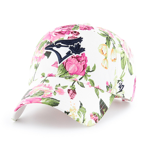Toronto Blue Jays Women's Rosalynn Floral Clean Up Cap by '47 Brand