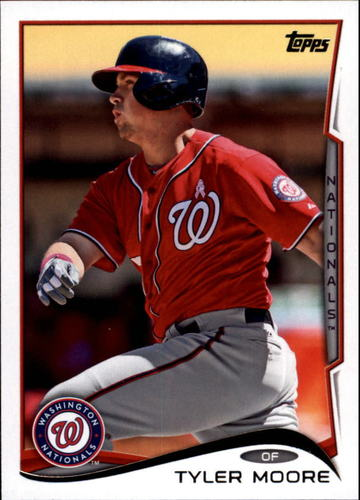 Photo of 2014 Topps Update #US296 Tyler Moore