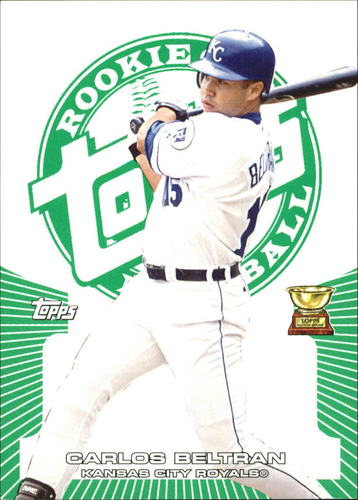 Photo of 2005 Topps Rookie Cup Green #116 Carlos Beltran
