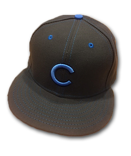 Photo of Willson Contreras Game-Used Hat -- Size 7 1/2 -- Contreras 1st Career Hit and Home Run of Career -- Father's Day -- Pirates vs. Cubs -- 6/19/16