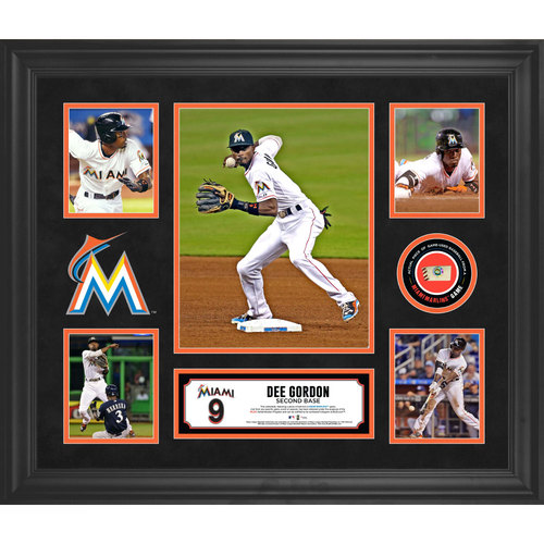 Photo of Dee Gordon Photo Collage