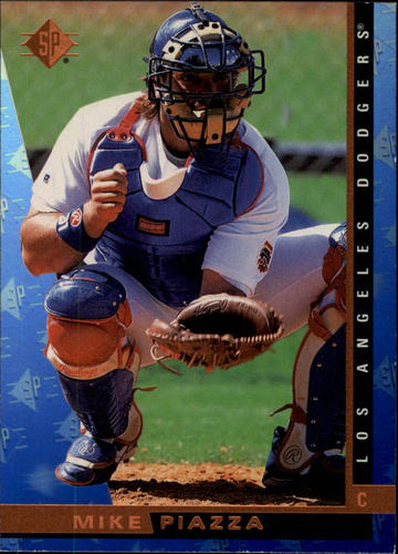 Photo of 1997 SP #95 Mike Piazza