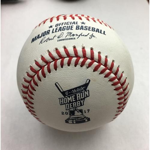 Photo of 2017 Home Run Derby Auction: Gary Sanchez Home Run #13 Baseball - Round 1