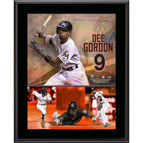 Photo of Dee Gordon Photo Plaque