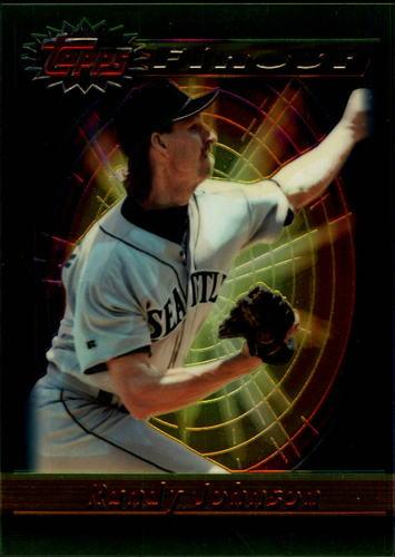 Photo of 1994 Finest Jumbos #213 Randy Johnson