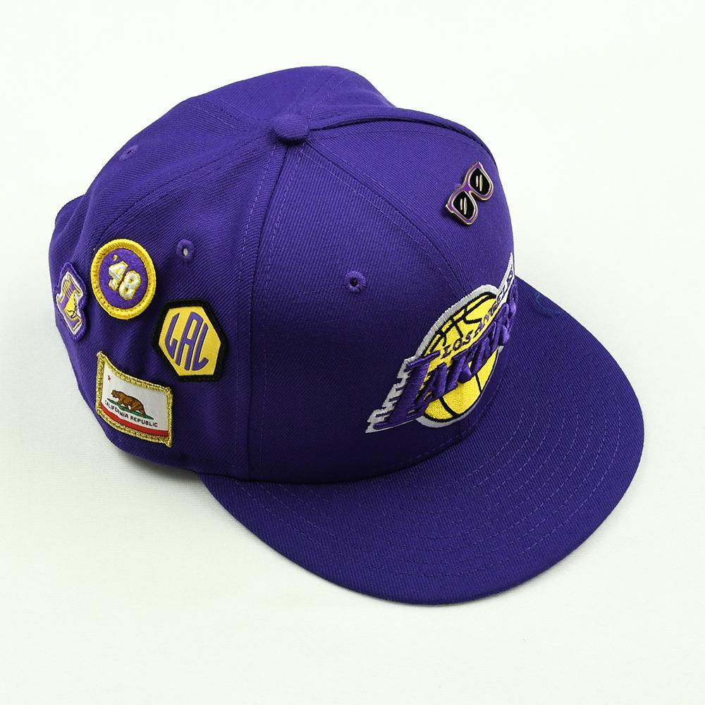 Moritz Wagner - Los Angeles Lakers - 2018 NBA Draft Class - Draft Night Photo-Shoot Worn Hat