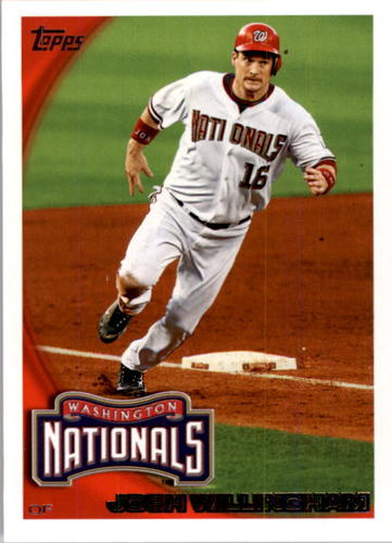 Photo of 2010 Topps #570 Josh Willingham