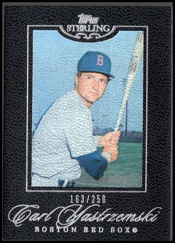 Photo of 2006 Topps Sterling #175 Carl Yastrzemski