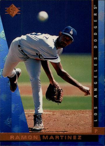 Photo of 1997 SP #96 Ramon Martinez
