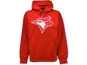 Express Hoody Red by Bulletin