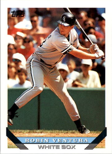 Photo of 1993 Topps #770 Robin Ventura