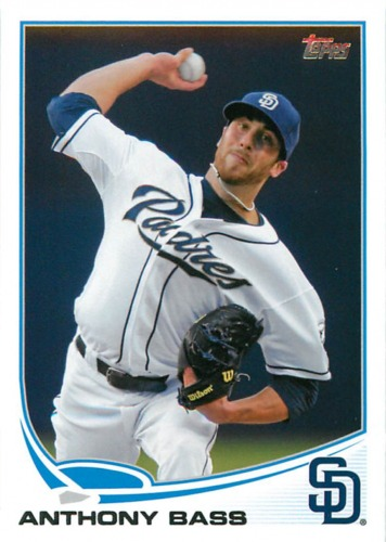 Photo of 2013 Topps #145 Anthony Bass