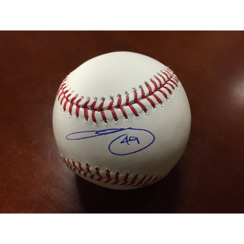 Photo of Sox Pride Club 2016 Auction: Chris Sale Autographed Baseball
