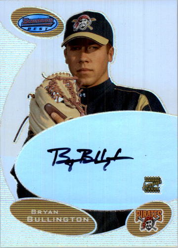 Photo of 2003 Bowman's Best #BB Bryan Bullington FY AU RC