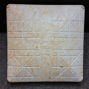 Authenticated Game Used 1st Base from May 19, 2015 vs L.A. Angles - Used Innings 6-9