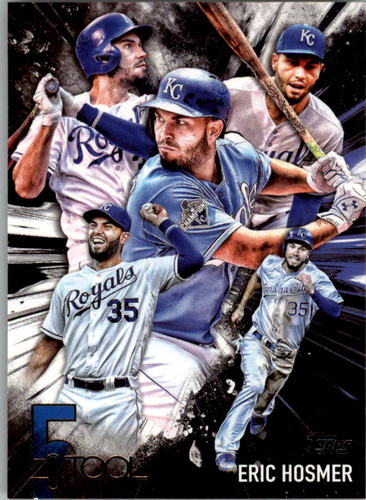 Photo of 2017 Topps Five Tool #5T9 Eric Hosmer