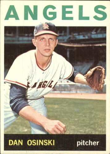 Photo of 1964 Topps #537 Dan Osinski